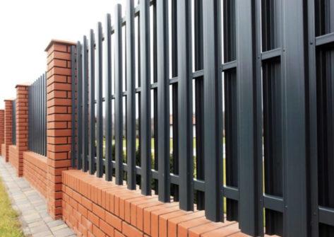забор из евроштакетника цена в Нижнем Новгороде